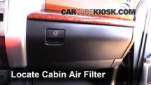 2015 Toyota Tundra Platinum 5.7L V8 Air Filter (Cabin)