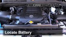 2015 Toyota Tundra Platinum 5.7L V8 Battery