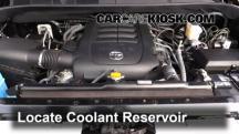 2015 Toyota Tundra Platinum 5.7L V8 Coolant (Antifreeze)