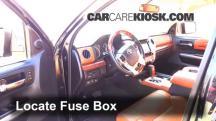 2015 Toyota Tundra Platinum 5.7L V8 Fusible (interior)