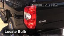 2015 Toyota Tundra Platinum 5.7L V8 Lights