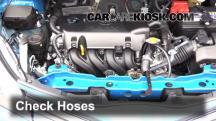 2015 Toyota Yaris LE 1.5L 4 Cyl. Hatchback (4 Door) Hoses