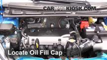 2015 Toyota Yaris LE 1.5L 4 Cyl. Hatchback (4 Door) Oil