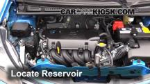 2015 Toyota Yaris LE 1.5L 4 Cyl. Hatchback (4 Door) Windshield Washer Fluid