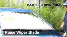 2015 Toyota Yaris LE 1.5L 4 Cyl. Hatchback (4 Door) Windshield Wiper Blade (Front)
