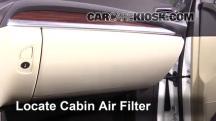 2016 Acura MDX SH-AWD 3.5L V6 Air Filter (Cabin)