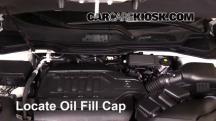 2016 Acura MDX SH-AWD 3.5L V6 Oil