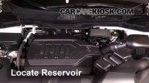 2016 Acura MDX SH-AWD 3.5L V6 Windshield Washer Fluid