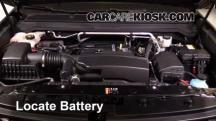 2016 Chevrolet Colorado LT 2.5L 4 Cyl. Crew Cab Pickup Battery