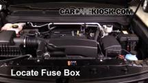 2016 Chevrolet Colorado LT 2.5L 4 Cyl. Crew Cab Pickup Fusible (motor)
