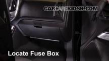 2016 Chevrolet Colorado LT 2.5L 4 Cyl. Crew Cab Pickup Fusible (interior)
