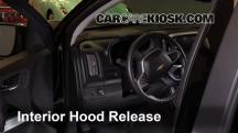 2016 Chevrolet Colorado LT 2.5L 4 Cyl. Crew Cab Pickup Capó