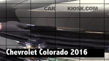 2016 Chevrolet Colorado LT 2.5L 4 Cyl. Crew Cab Pickup Review