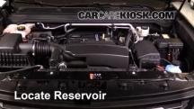 2016 Chevrolet Colorado LT 2.5L 4 Cyl. Crew Cab Pickup Líquido limpiaparabrisas