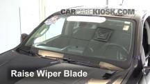 2016 Chevrolet Colorado LT 2.5L 4 Cyl. Crew Cab Pickup Escobillas de limpiaparabrisas delantero