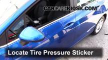 2016 Chevrolet Cruze LT 1.4L 4 Cyl. Turbo Neumáticos y ruedas