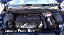 2016 Chevrolet Cruze LT 1.4L 4 Cyl. Turbo Fusible (motor)