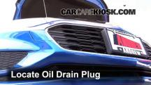 2016 Chevrolet Cruze LT 1.4L 4 Cyl. Turbo Oil