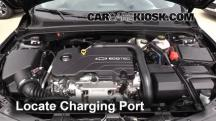2016 Chevrolet Malibu LT 1.5L 4 Cyl. Turbo Air Conditioner