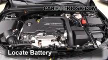 2016 Chevrolet Malibu LT 1.5L 4 Cyl. Turbo Battery