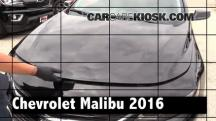 2016 Chevrolet Malibu LT 1.5L 4 Cyl. Turbo Review