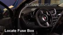 2016 Fiat 500X Easy 2.4L 4 Cyl. Fusible (interior)