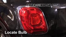 2016 Fiat 500X Easy 2.4L 4 Cyl. Lights