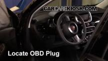 2016 Fiat 500X Easy 2.4L 4 Cyl. Check Engine Light