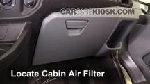 2016 Ford Transit-350 HD XLT 3.7L V6 FlexFuel Filtro de aire (interior)