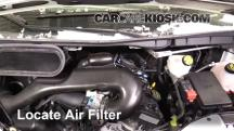 2016 Ford Transit-350 HD XLT 3.7L V6 FlexFuel Air Filter (Engine)