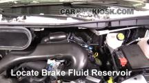 2016 Ford Transit-350 HD XLT 3.7L V6 FlexFuel Brake Fluid