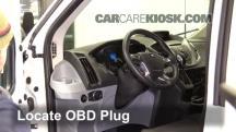 2016 Ford Transit-350 HD XLT 3.7L V6 FlexFuel Compruebe la luz del motor
