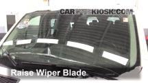 2016 Ford Transit-350 HD XLT 3.7L V6 FlexFuel Escobillas de limpiaparabrisas delantero