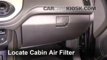 2016 GMC Canyon SLT 3.6L V6 Crew Cab Pickup Air Filter (Cabin)