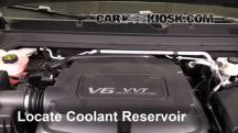 2016 GMC Canyon SLT 3.6L V6 Crew Cab Pickup Coolant (Antifreeze)