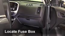 2016 GMC Canyon SLT 3.6L V6 Crew Cab Pickup Fusible (interior)
