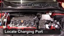 2016 Honda HR-V EX 1.8L 4 Cyl. Aire Acondicionado