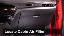 2016 Honda HR-V EX 1.8L 4 Cyl. Filtro de aire (interior)