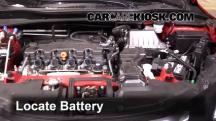 2016 Honda HR-V EX 1.8L 4 Cyl. Batería