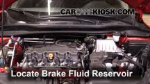 2016 Honda HR-V EX 1.8L 4 Cyl. Líquido de frenos