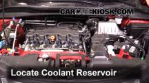 2016 Honda HR-V EX 1.8L 4 Cyl. Pérdidas de líquido
