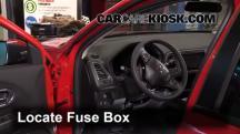 2016 Honda HR-V EX 1.8L 4 Cyl. Fusible (interior)