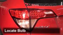 2016 Honda HR-V EX 1.8L 4 Cyl. Luces