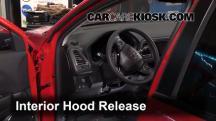2016 Honda HR-V EX 1.8L 4 Cyl. Capó