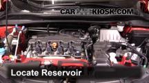 2016 Honda HR-V EX 1.8L 4 Cyl. Líquido limpiaparabrisas