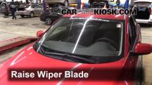 2016 Honda HR-V EX 1.8L 4 Cyl. Escobillas de limpiaparabrisas delantero