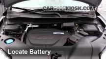 2016 Honda Pilot EX 3.5L V6 Batería