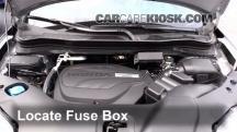 2016 Honda Pilot EX 3.5L V6 Fusible (motor)