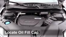 2016 Honda Pilot EX 3.5L V6 Aceite
