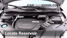 2016 Honda Pilot EX 3.5L V6 Líquido limpiaparabrisas